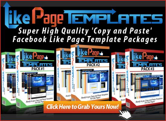 like page templates